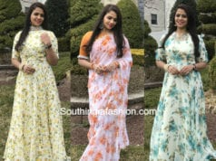 floral collection by ashwini reddy