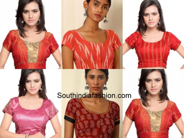 blouse-design-for-office-wear-sarees