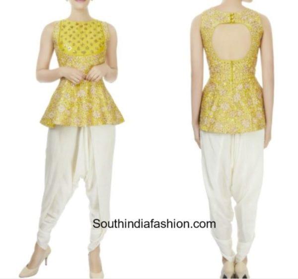 mehendi dresses online