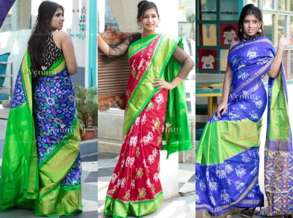 pochampally ikat sarees online
