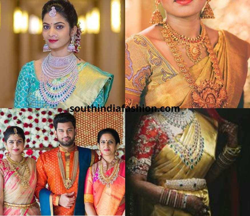 jewelry for pattu sarees
