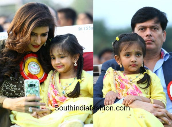 lakshmi manchu daughter nirvana photos