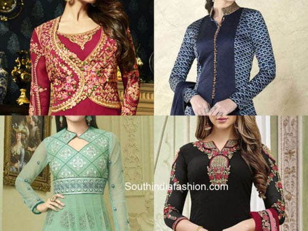 Salwar Kameez Neck Designs 2018 Stylish Kurti Neck Designs