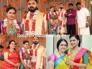 parthiban daughter keerthana akshay wedding