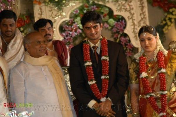 Actor Sudheer Babu Wedding