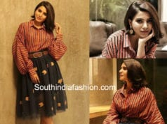 samantha akkineni in skirts