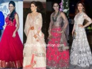 sangeet dressing ideas
