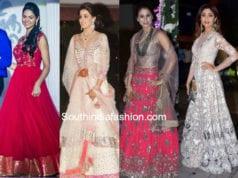 sangeet dressing ideas