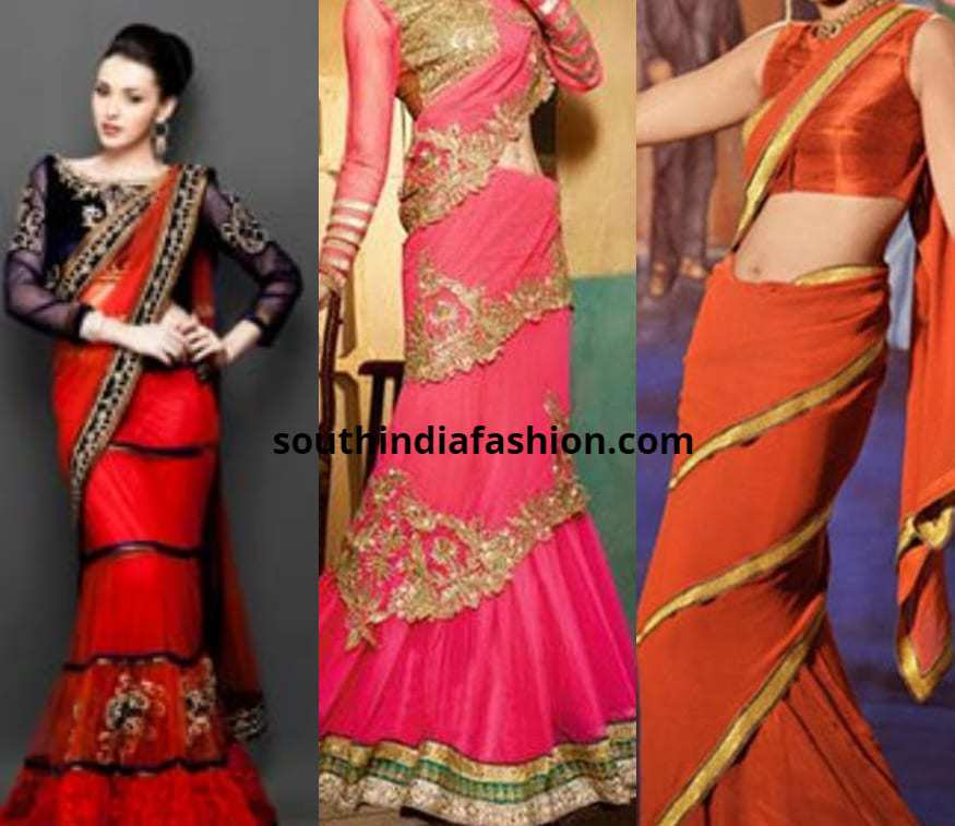 97d6fe8816ec8 12 Best and Different Saree Draping Styles To Try For Weddings And ...