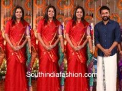 Jyothika Mehndi Ceremony : Surya and jyothika at rajkumar & sripriyas 25th wedding anniversary