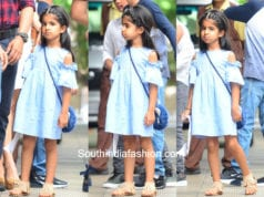 Akshay Kumar and Twinkle Khanna's daughter Baby Nitara's casual look