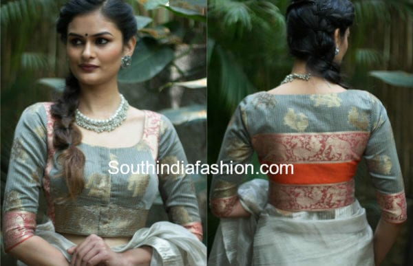 READYMADE BLOUSE DESIGNS ONLINE