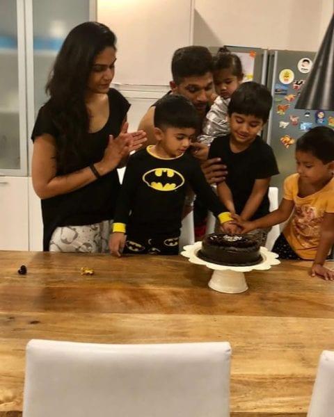 allu arjun birthday party photos