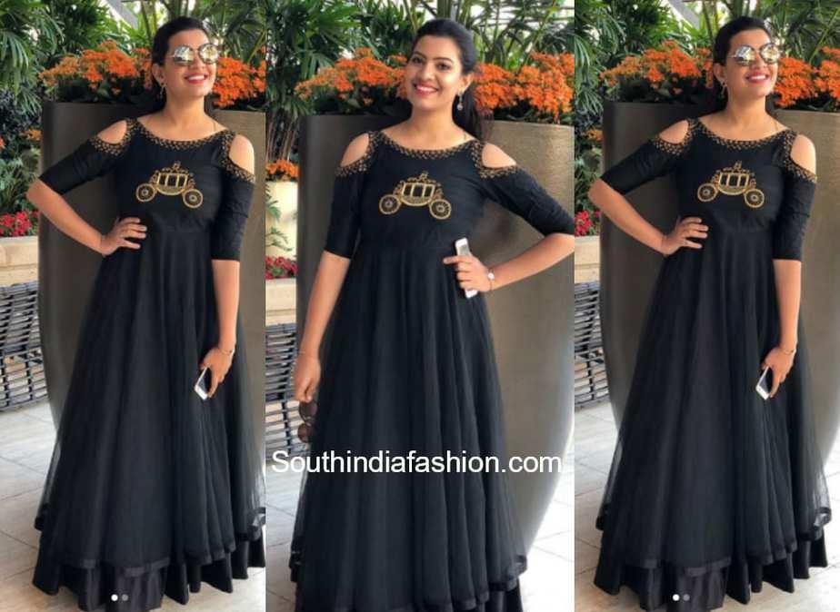 Geetha Madhuri in The H Label