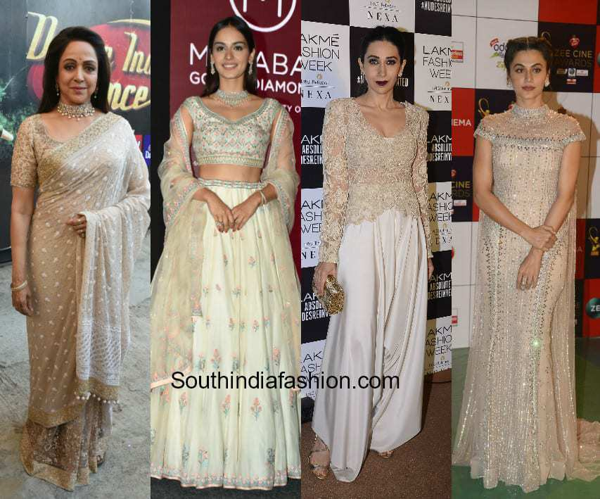 Ivory Outfits