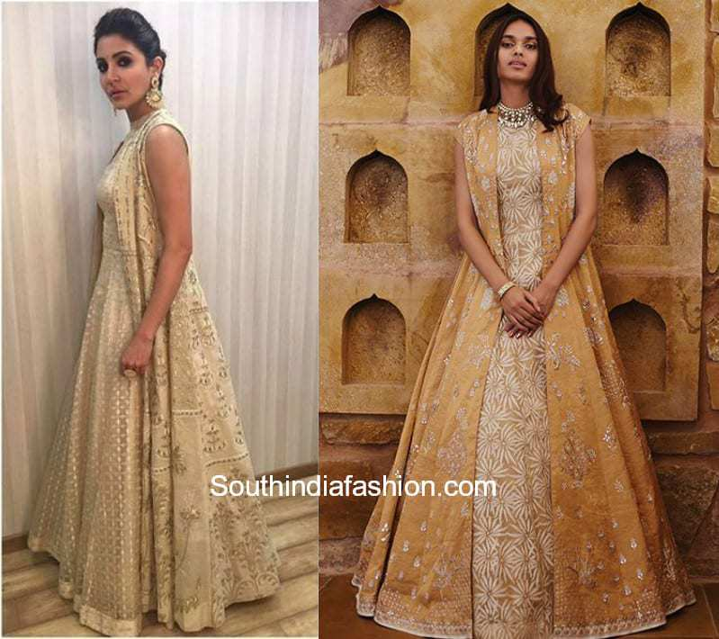 Jacket Gowns Trend | Indian Gowns and Anarkalis With Long Jackets