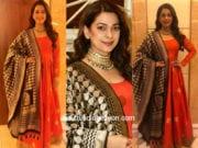Juhi Chawla in Ritu Seksaria for Earth Care Awards