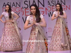 Karishma Kapoor walks the ramp for Perrie Fashions 1