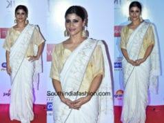 Konkona Sen Sharma in Anavila at Dadasaheb Phalke Film Foundation Awards 2018