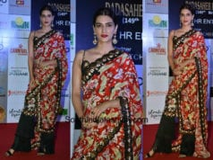 Kriti Sanon in Shivan and Narresh for Dada Saheb Phalke Awards 2018