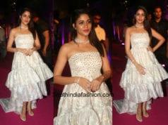 Lavanya Tripathi in Shriya Som for Zee Apsara Awards 2018