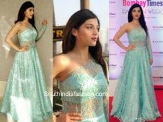 Mehreen Pirzadaa in Kalki Fashion at Bombay Times Fashion Week 2018