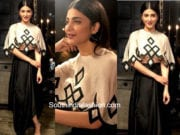 Shruti Haasan in Jayanti Reddy for a Filmfare Interview