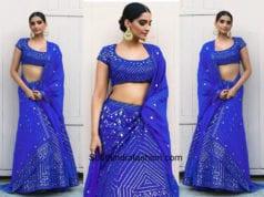 Sonam Kapoor in Abu Jani Sandeep Khosla for Veere Di Wedding Promotions