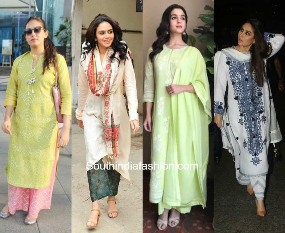 Celebrity Style Inspiration: How To Flaunt The Palazzo Suits This Summer