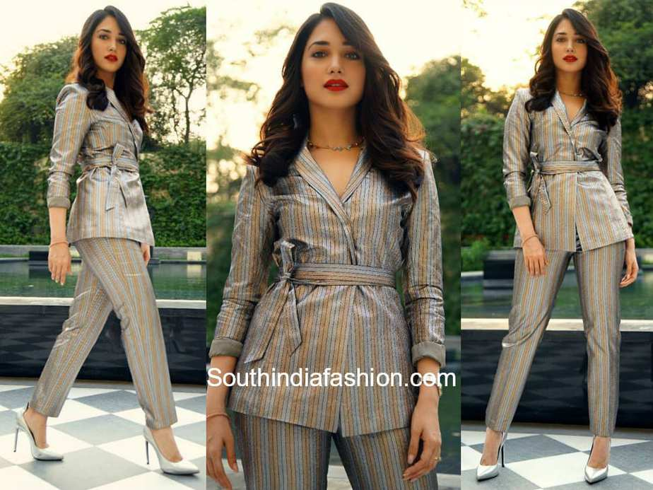 Tamannah Bhatia in Label Posh Pride for an event