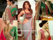 Traditional Saree Blouses
