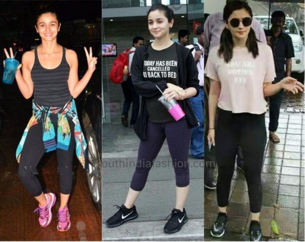alia bhatt gym clothes