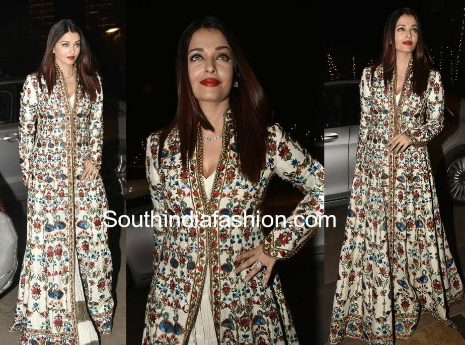Aishwarya Rai Bachchan at Saudamini Mattu\'s Wedding Reception –South ...