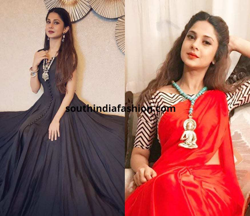Jennifer Winget Outfits