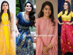 kannada actresses fashion