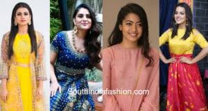 kannada actresses fashion