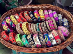 maggam work bangles