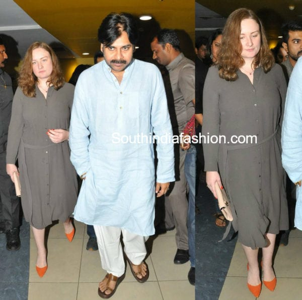 pawan kalyan with wife anna