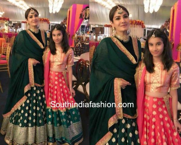 raveena tandon daughter rasha thadani
