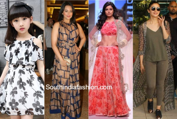 how to reuse old chiffon sarees