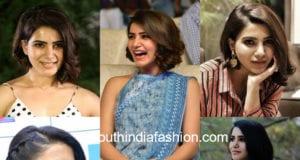 samantha akkineni photos in short hairstyle