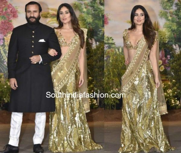 Buy Kapoor kareena at her wedding reception pictures trends