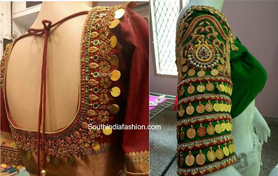 Latest Blouse Designs Fashion Trends South India Fashion