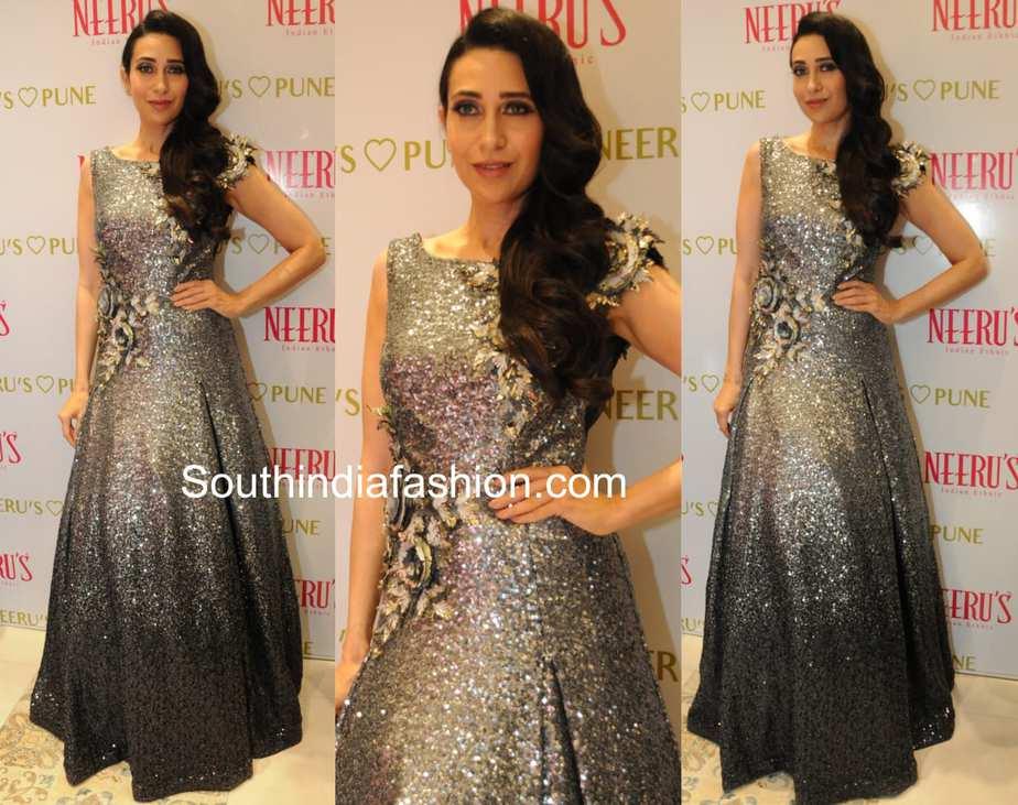 Karisma Kapoor at store launch of Neeru