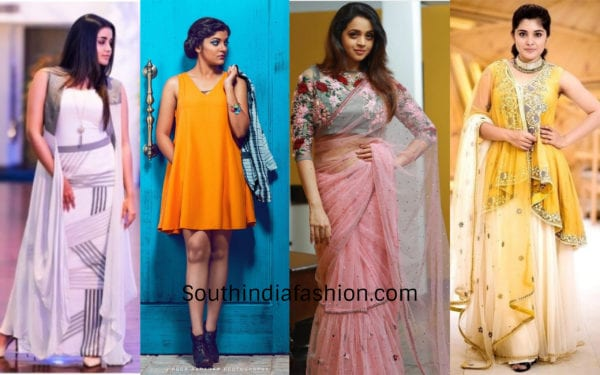beautiful Malayalam actresses
