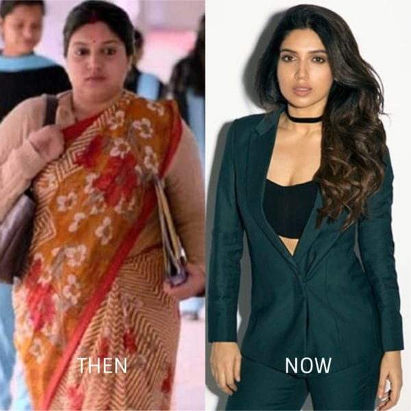 THEN NOW BHUMI PADNEKAR