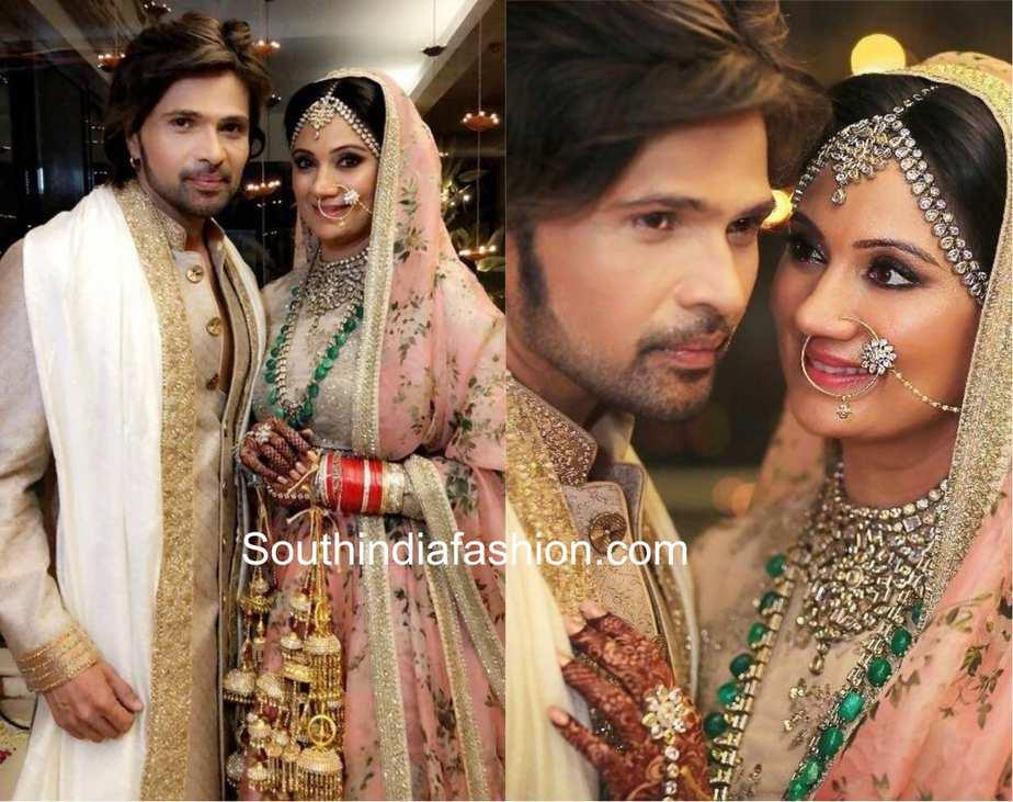 Himmesh Reshammiya Sonia Kapoor wedding