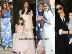 beautiful bollywood mothers