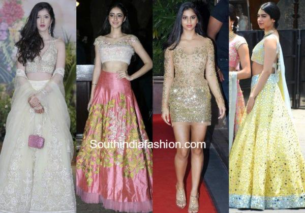 bollywood star kids fashion