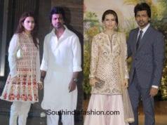 gowri pandit in sonam kapoor wedding